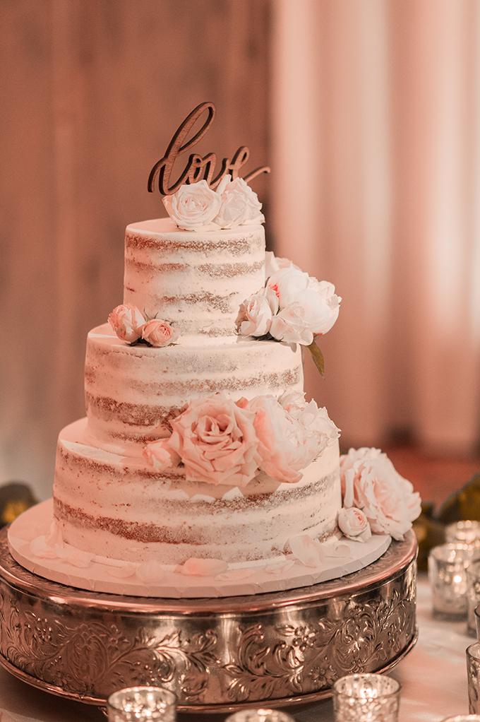 naked white cake | Elizabeth Henson Photos | Glamour & Grace