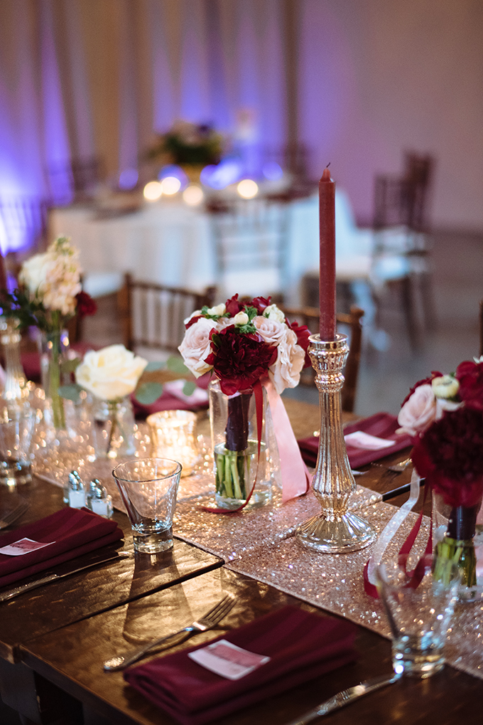 blush and wine wedding | Shane Macomber | Glamour & Grace-28