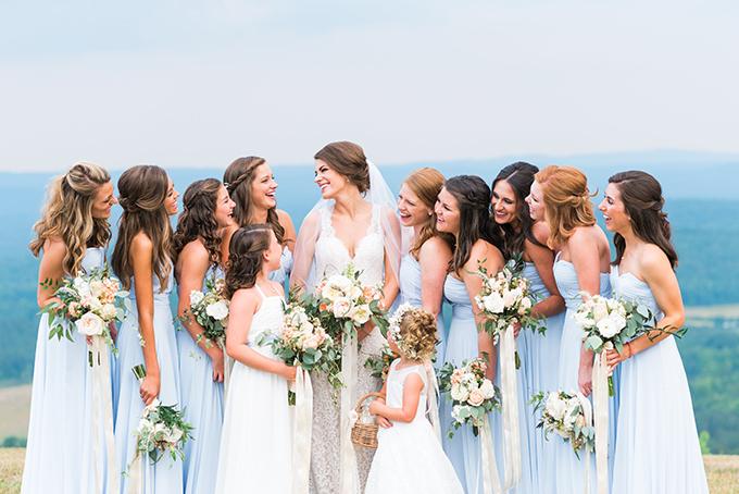elegant cliffside Southern wedding   Cotton & Clover Photography   Glamour & Grace-11