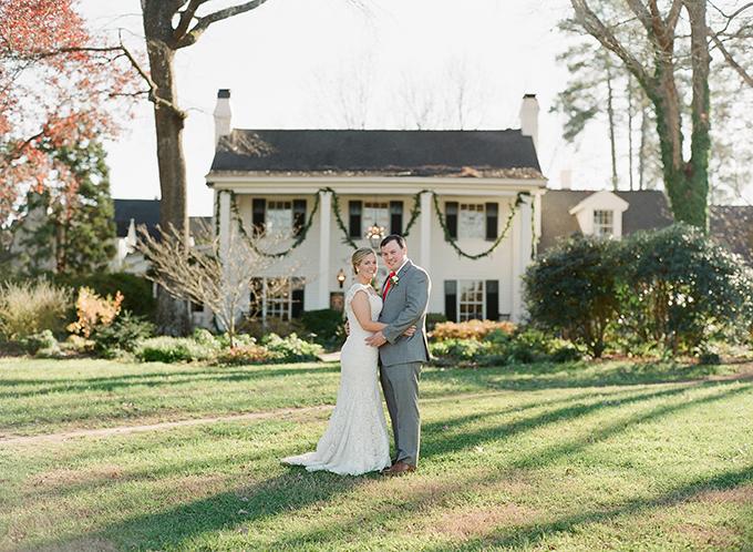 elegant winter wedding   Krystal Kast   Glamour & Grace