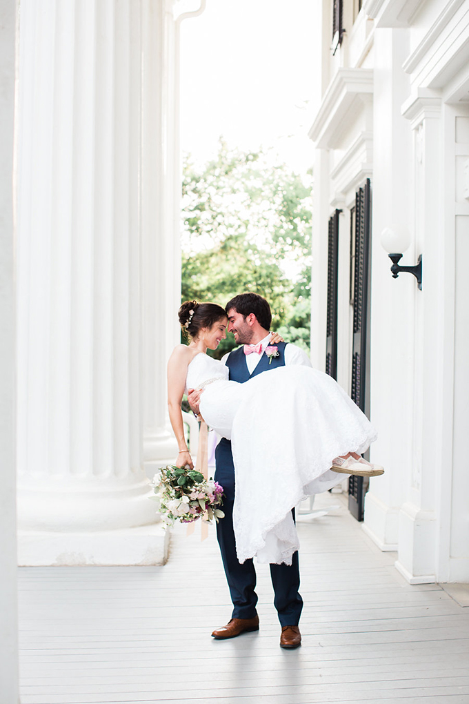 handmade southern summer wedding | Casto Photography & Cinema | Glamour & Grace