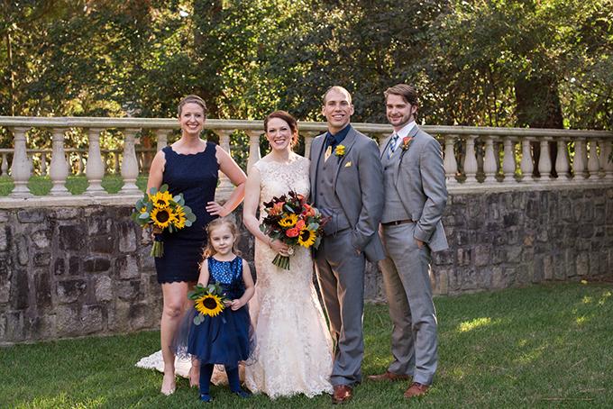 handmade autumn wedding   Caitlin Gerres   Glamour & Grace