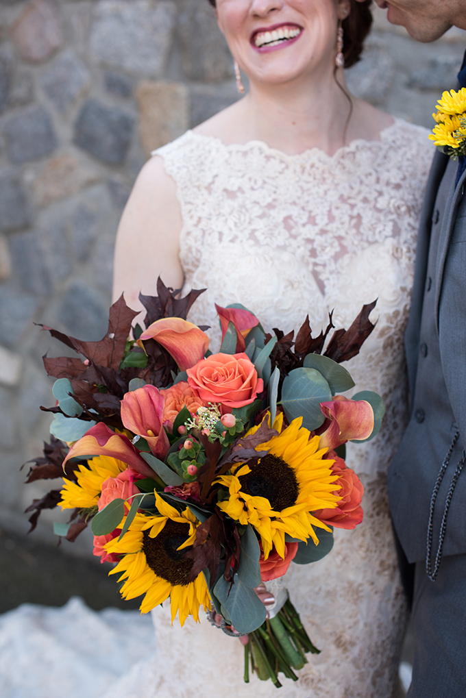 handmade autumn wedding | Caitlin Gerres | Glamour & Grace