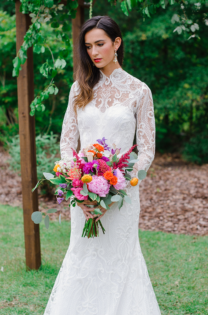 Spanish inspired wedding | Fancy This Photography | Glamour & Grace-06