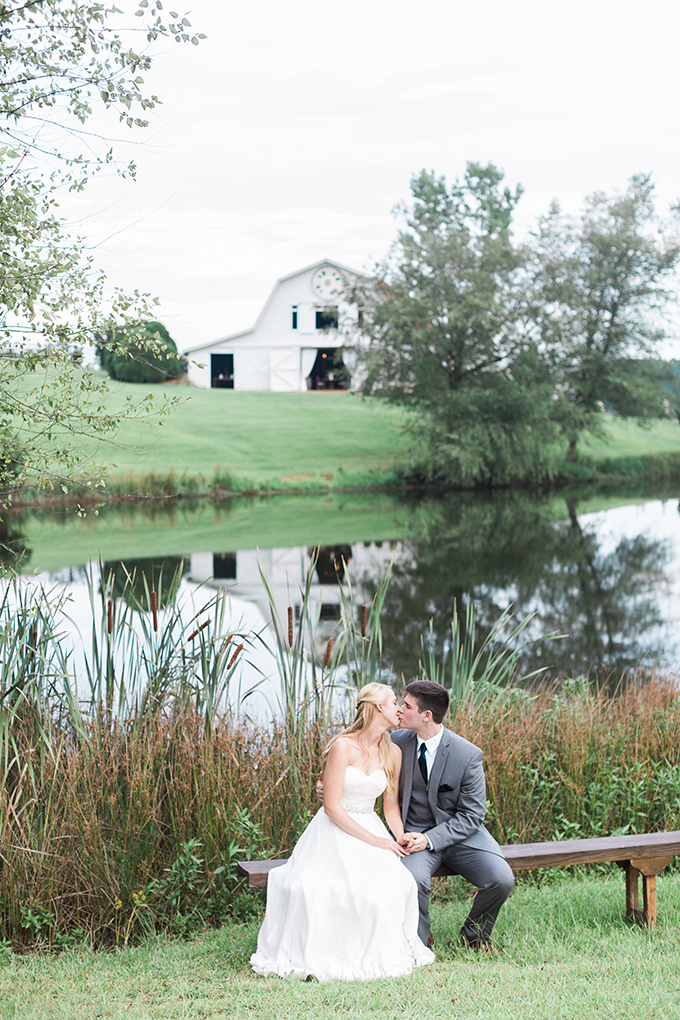romantic farm wedding | Lindsey LaRue Photography & Makeup Artistry | Glamour & Grace-21