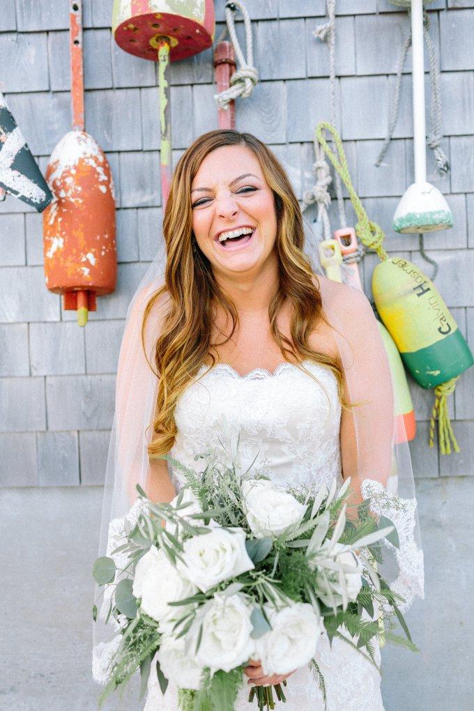 romantic greenery coastal wedding | Lex Nelson Photography | Glamour & Grace-09