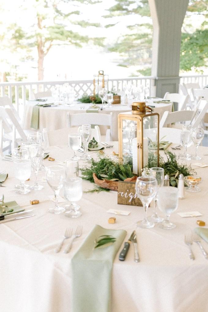 romantic greenery coastal wedding | Lex Nelson Photography | Glamour & Grace-19