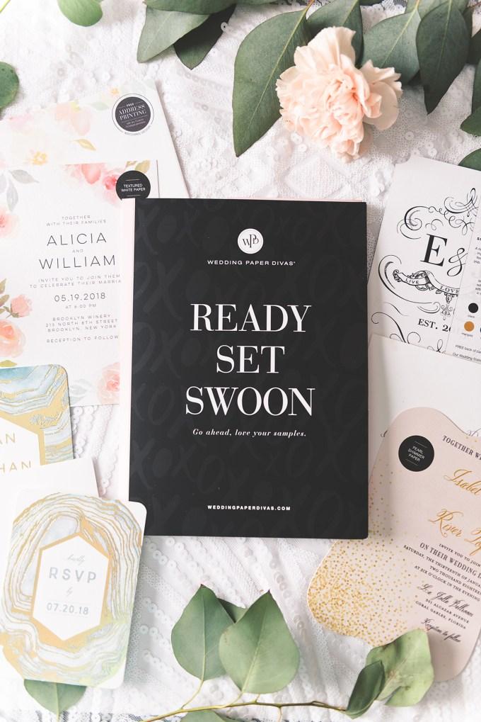 Wedding Paper Divas | wedding invitations | Glamour & Grace-09