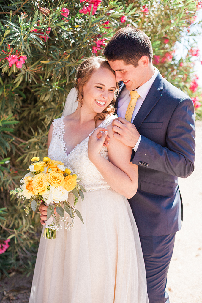 colorful lemon orchard wedding | April Maura Photography | Glamour & Grace-24