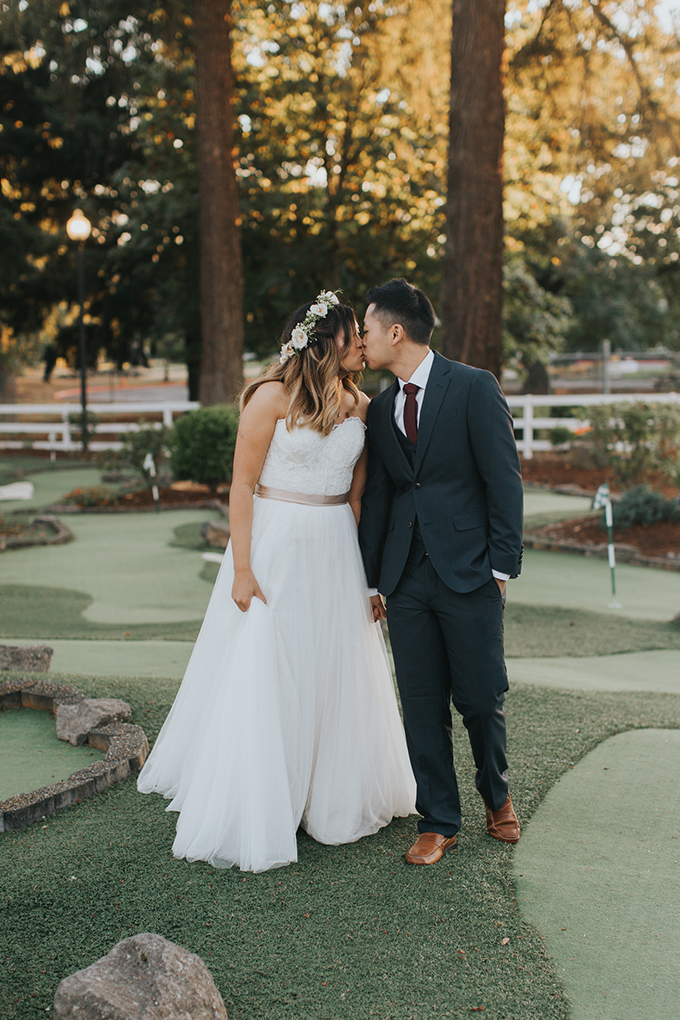 romantic golf course wedding | Andrea Zajonc Photography | Glamour & Grace-22