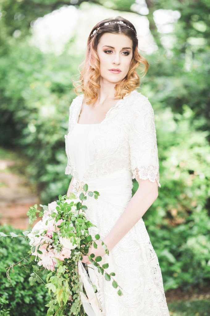 vintage springtime wedding inspiration | Todd Collins Photography | Glamour & Grace-05