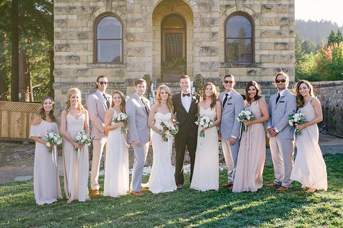 romantic Napa Valley estate wedding | Jordan Weiland Photography | Glamour & Grace-20