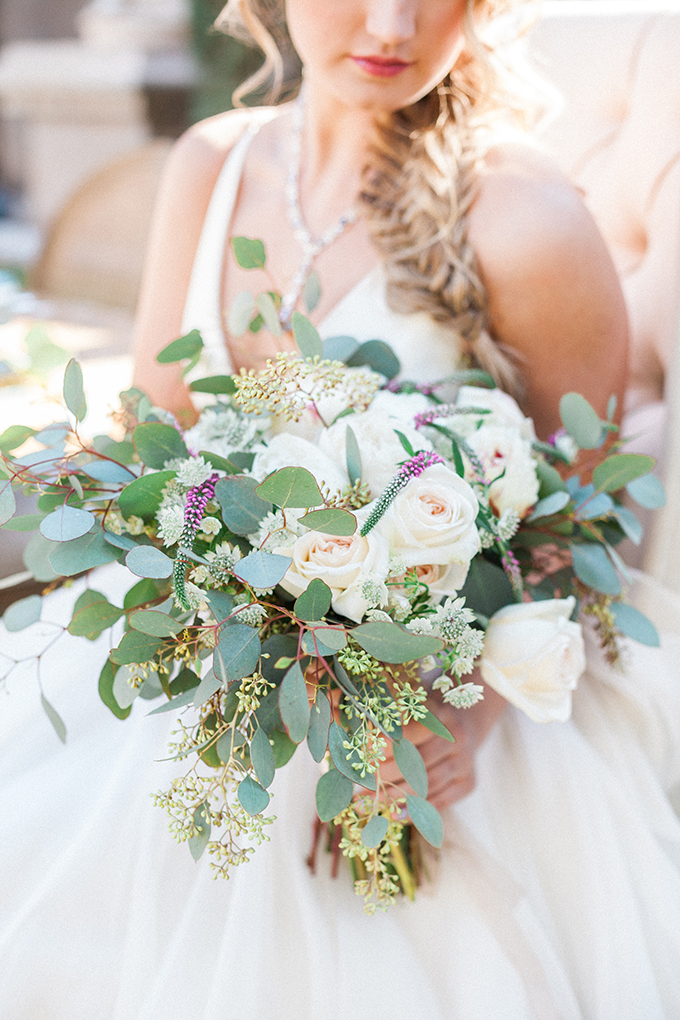 romantic garden wedding inspiration | April Maura Photography | Glamour & Grace-26