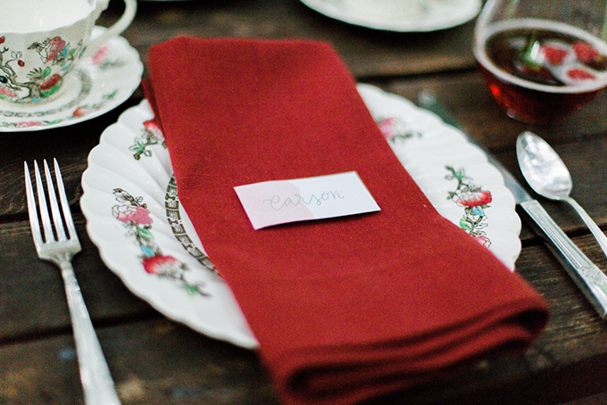 red heirloom wedding inspiration | Aura May Photography | Glamour & Grace-07