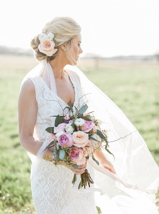 elegant Southern wedding inspiration | Tammy Odell Photography | Glamour & Grace-23