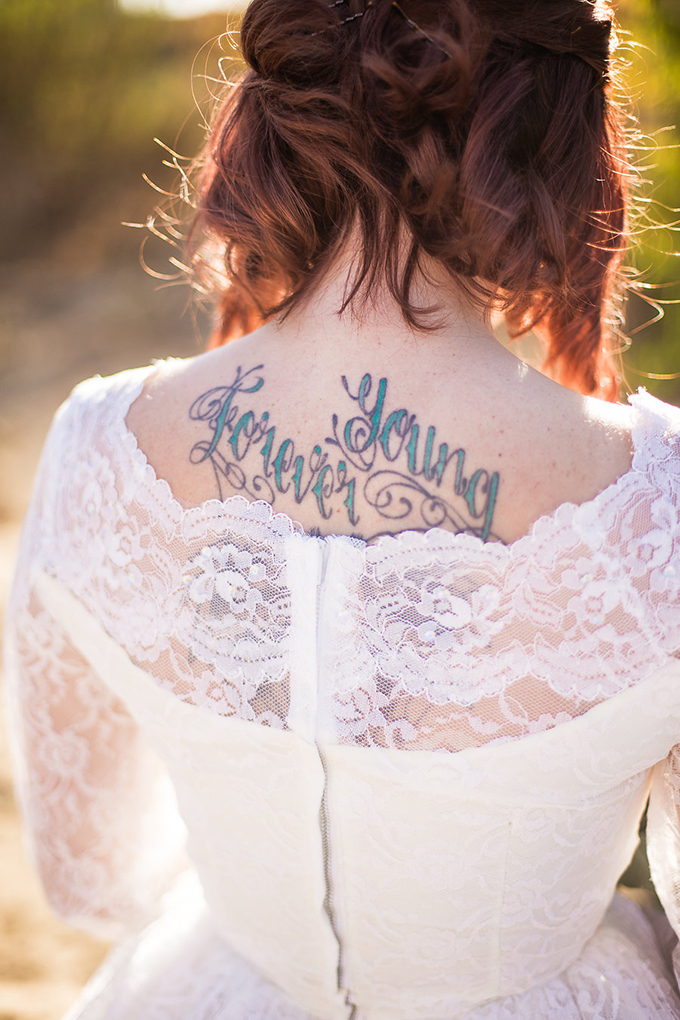 heirloom wedding dress bridal portraits | Archer Inspired Photography | Glamour & Grace-08