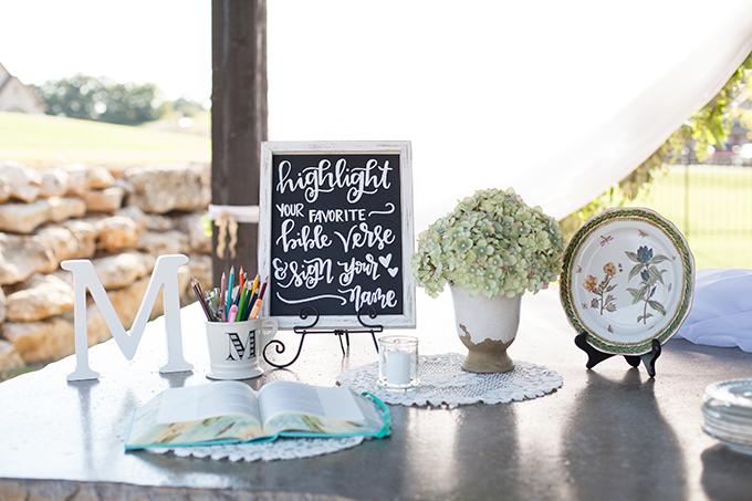 intimate romantic backyard wedding | Jessica Lynn Tucker Photography | Glamour & Grace