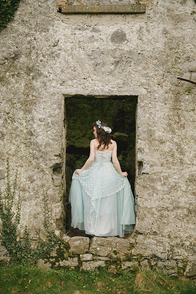 romantic Ireland portraits | Kristen Booth Photography | Glamour & Grace