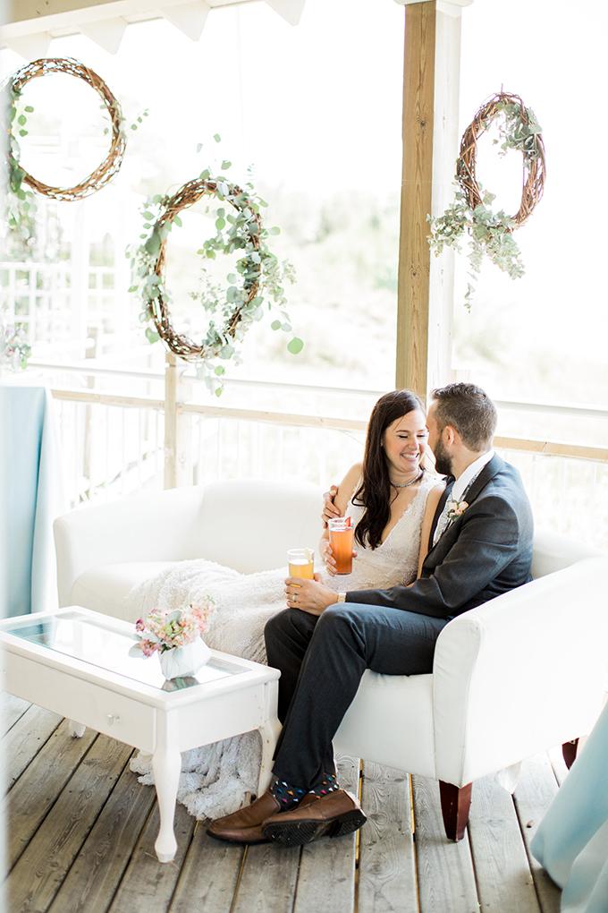 romantic coastal wedding inspiration | Shanell Photography | Glamour & Grace