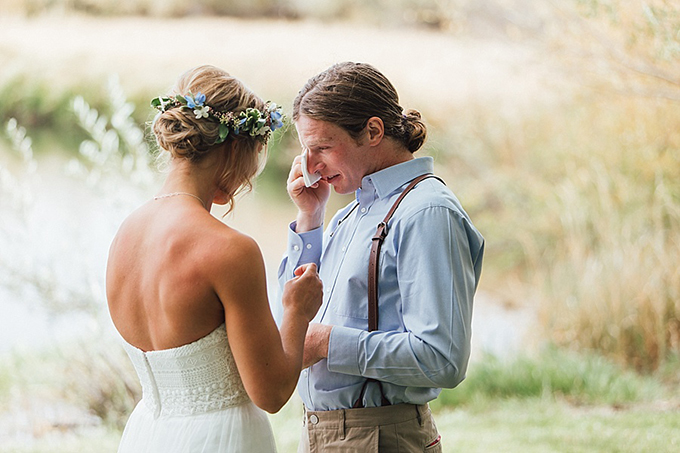 DIY camping wedding | Amanda Meg Photography | Glamour & Grace