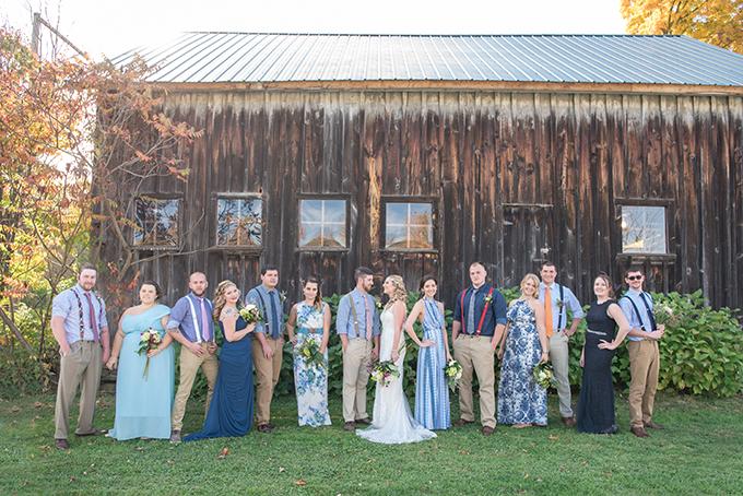 colorful DIY wedding | Smile Peace Love Creative | Glamour & Grace