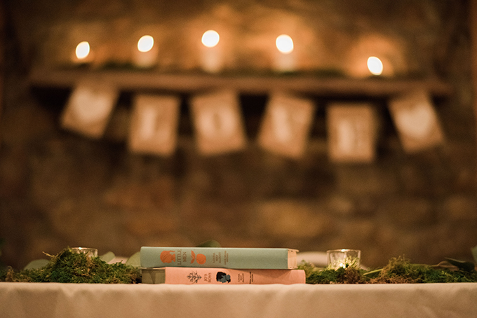 intimate woodland wedding | 3 Cats Photo | Glamour & Grace
