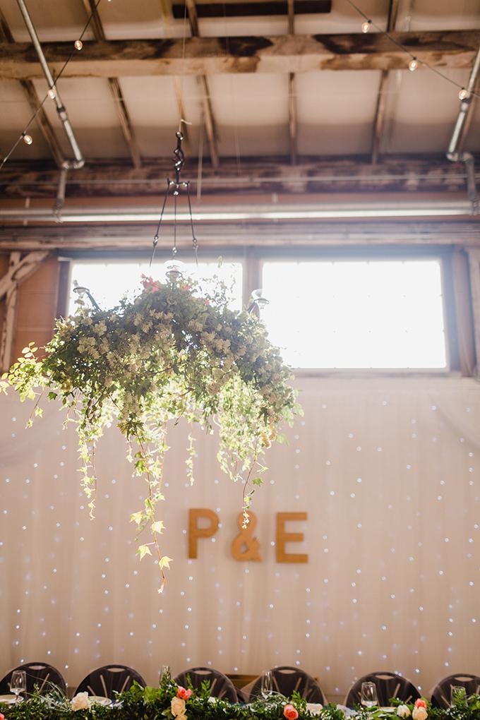 DIY waterside wedding | Courtney Bowlden Photography | Glamour & Grace