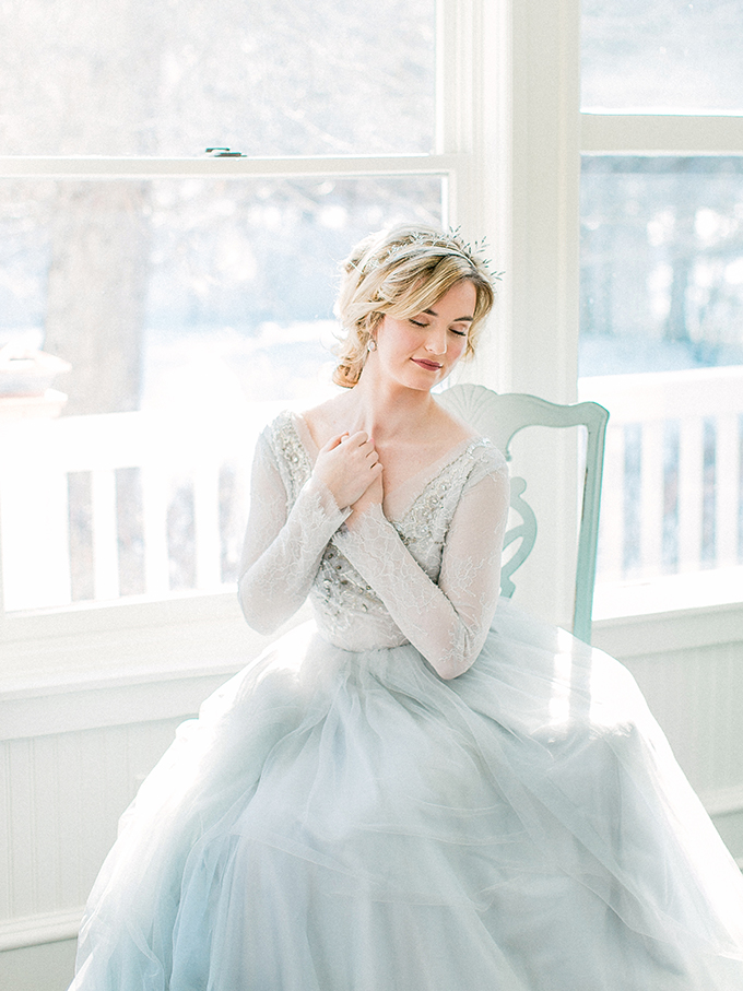 romantic spring wedding inspiration | Kristiann Photography | Glamour & Grace