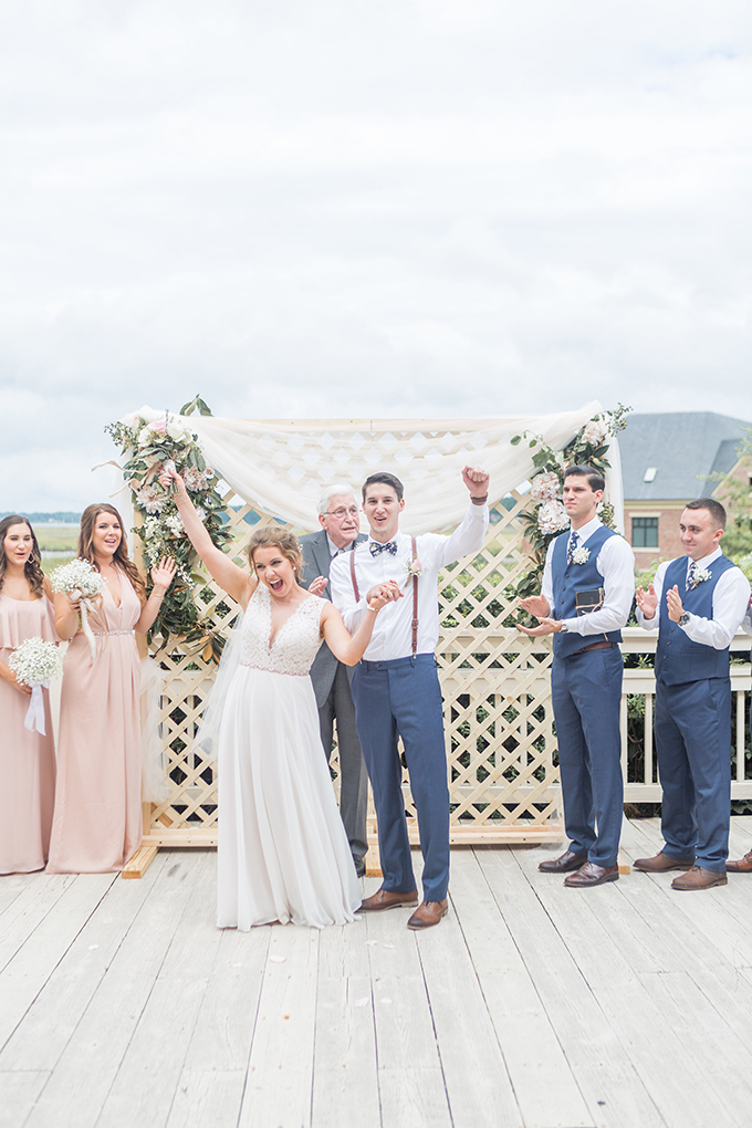 rustic blush wedding | Kir Tuben | Glamour & Grace