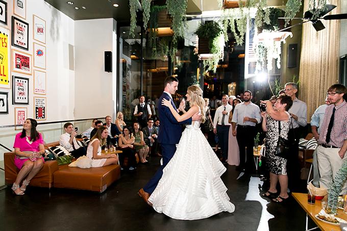 intimate backyard wedding | ML photo and film | Glamour & Grace