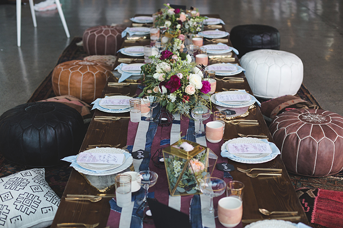 The Swoon Event | Glamour & Grace