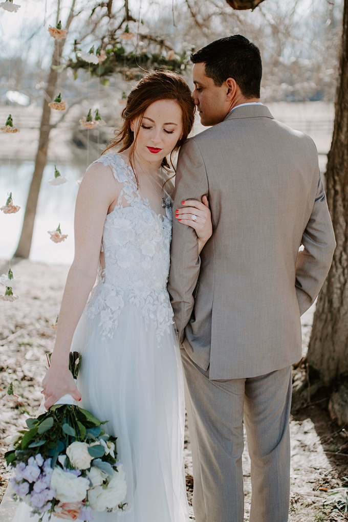 vintage farm wedding inspiration | Elizabeth M Photography | Glamour & Grace