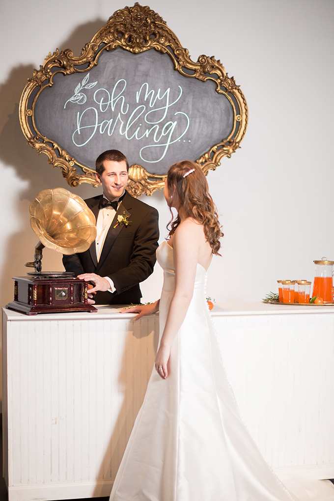 vintage Halloween wedding ideas | Emily Ann Photography | Glamour & Grace