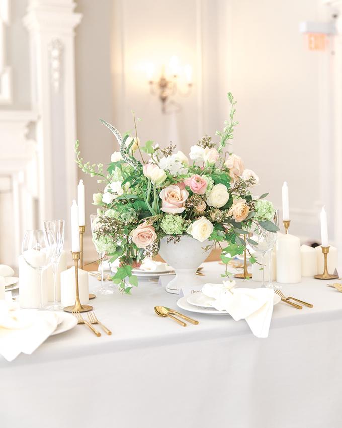 romantic spring wedding ideas | Anzhelika Gekkelman Photography | Glamour & Grace