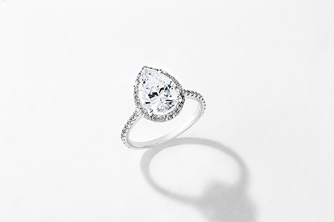 vintage style engagement ringsfrom MiaDonna   Glamour & Grace