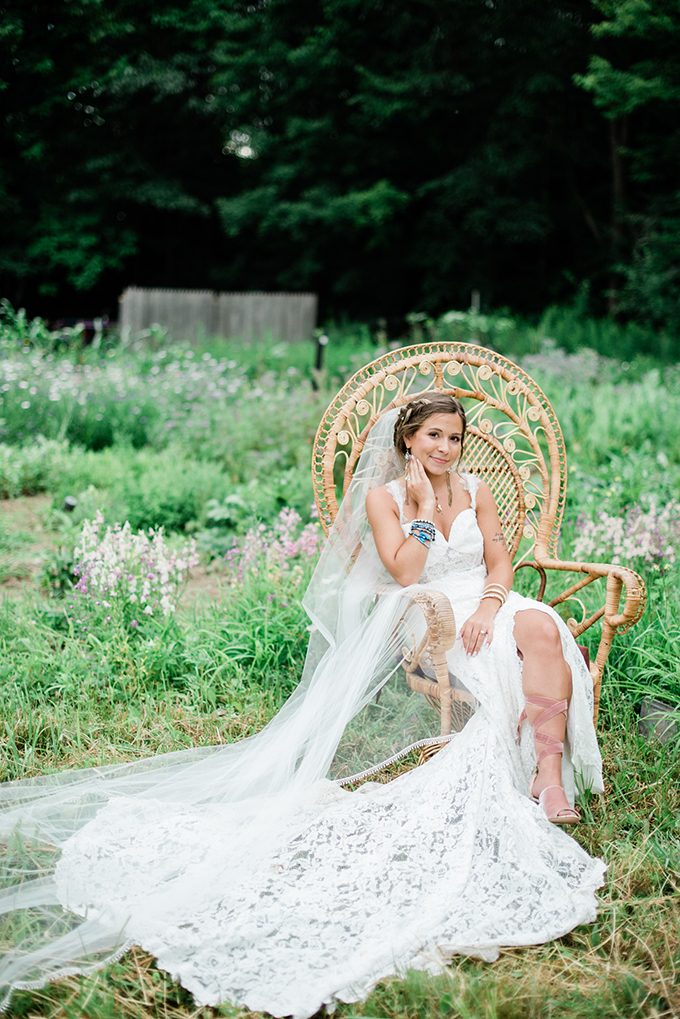 boho DIY wedding | Melanie Zacek Photography | Glamour & Grace