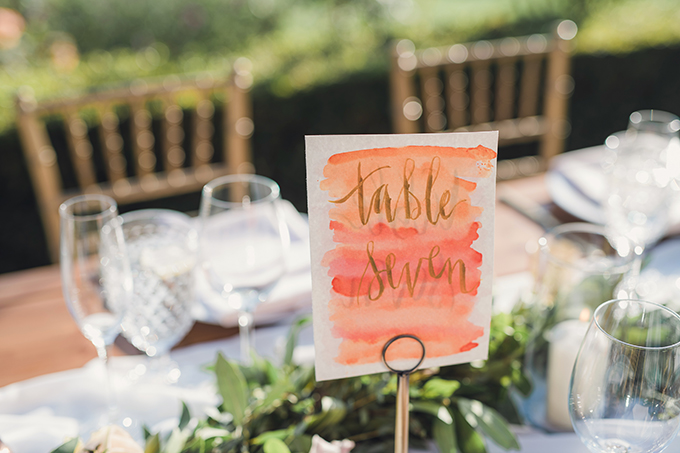 blush and coral summer ranch wedding | Sun & Sparrow | Glamour & Grace