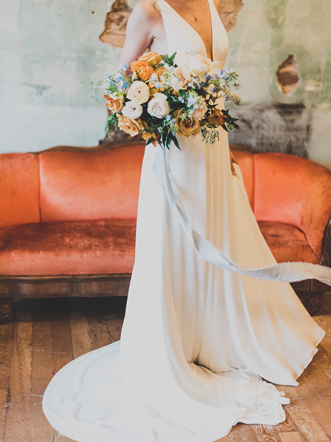 orange and teal old world wedding ideas | Grace Aston Photography | Glamour & Grace