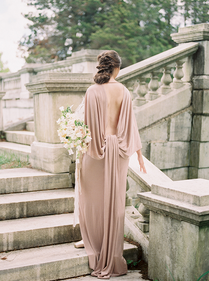 romantic ballet bridal inspiration | Michela Brooke Photography | Glamour & Grace