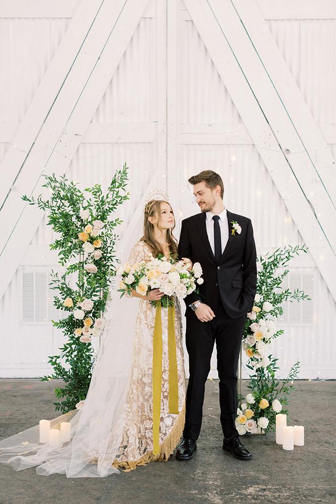 elegant celestial wedding ideas | Moose Studio | Glamour & Grace
