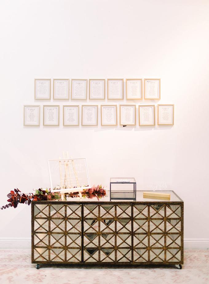 romantic industrial wedding | Kathy Cuadra Photo | Glamour & Grace