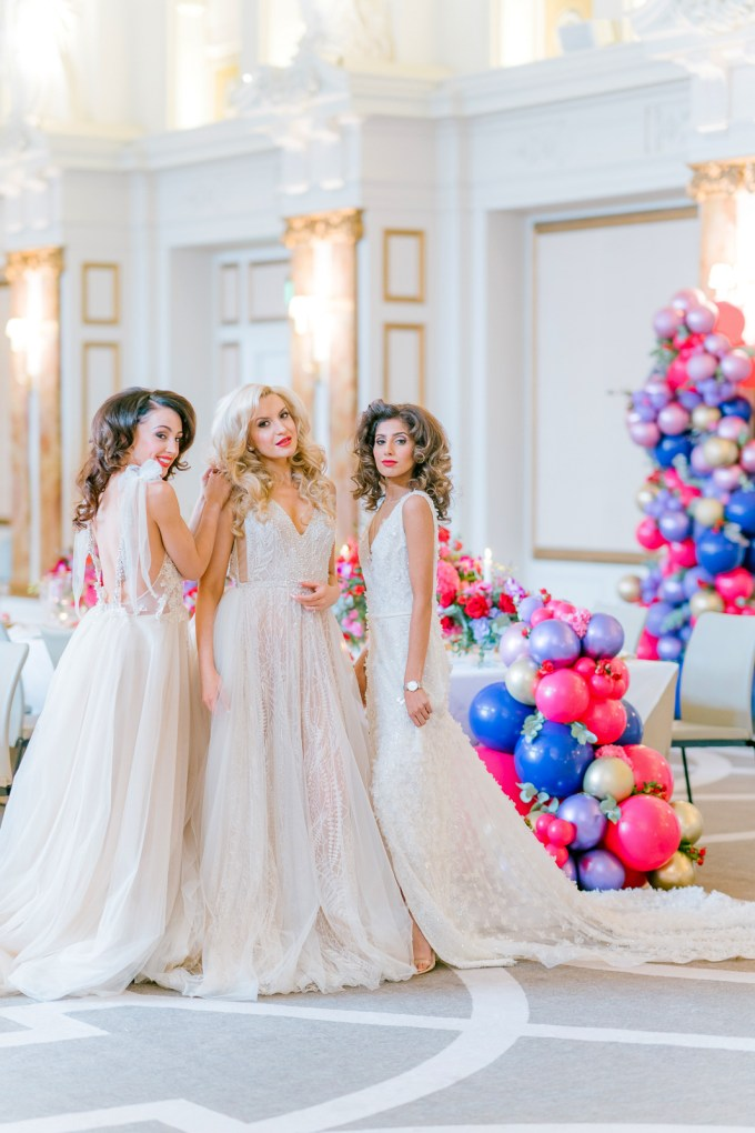 luxe Valentine's Day wedding ideas | Ioana Porav Photography | Glamour & Grace