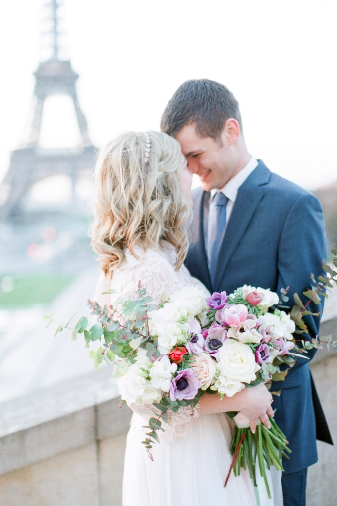 Paris anniversary session | Cassi Claire Photography | Glamour & Grace