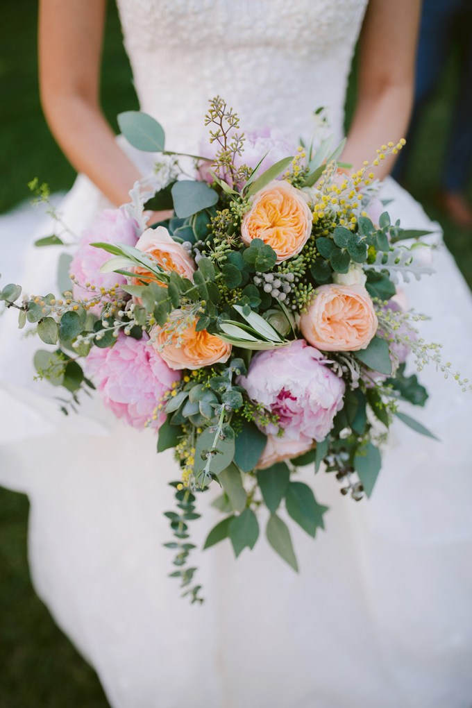 whimsical summer wedding | Ryan Greenleaf Photography | Glamour & Grace