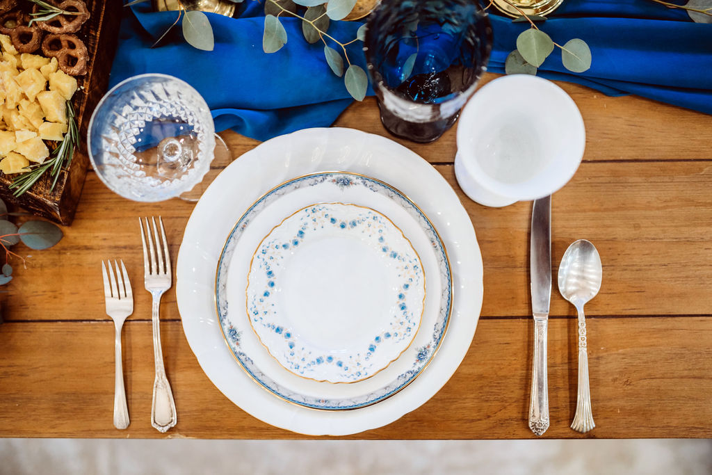Styled Shoot Tablescape