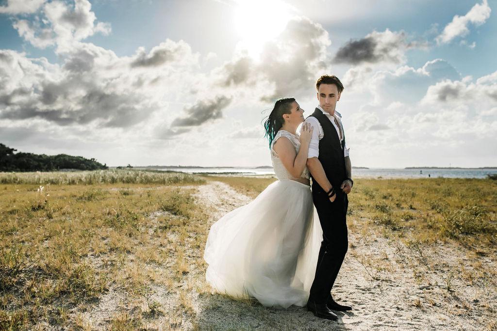 Adventure elopement styled shoot book adventurous brides