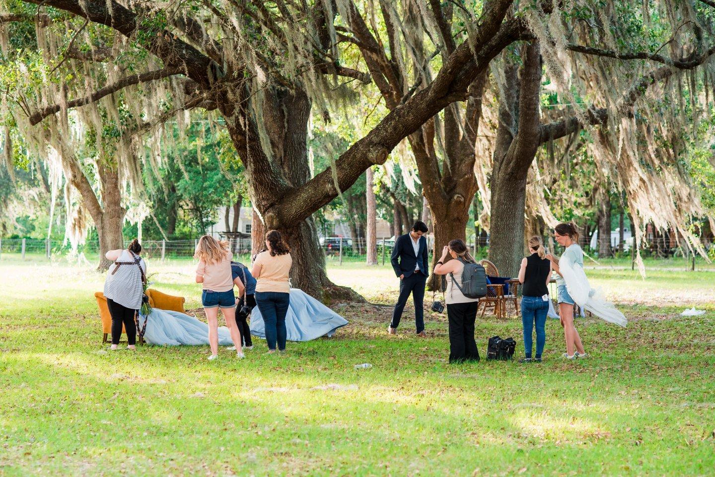 Styled Shoot North Florida Shootout Photographer Collaboration