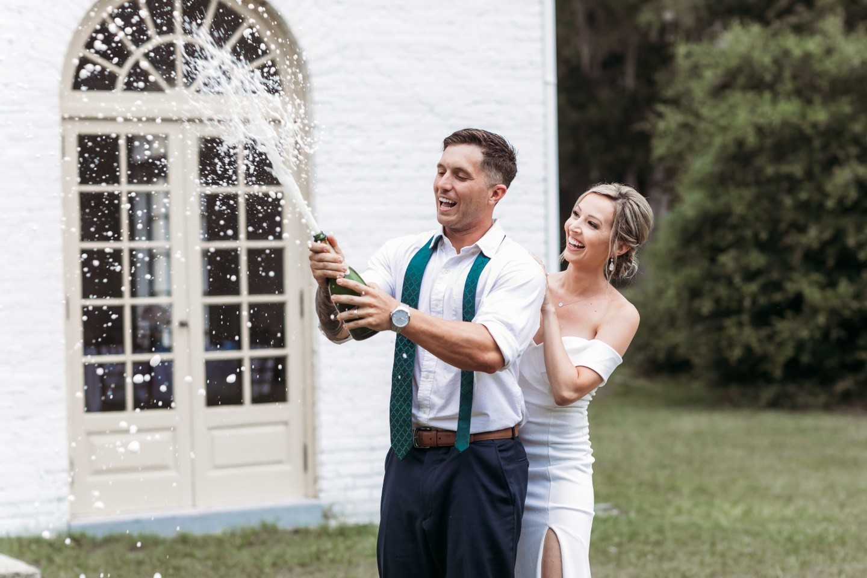 Styled Wedding Shoot Ribault Club Jacksonville Florida wedding photographer