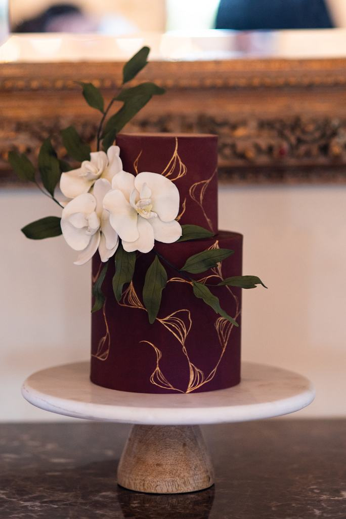Wedding Cake Business Owner
