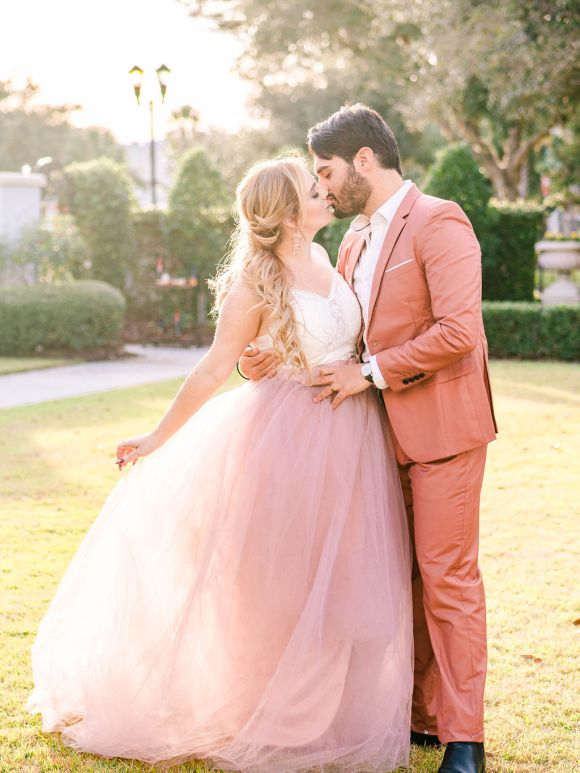Shootout Gown Rental Colorful Tulle Rental Skirt